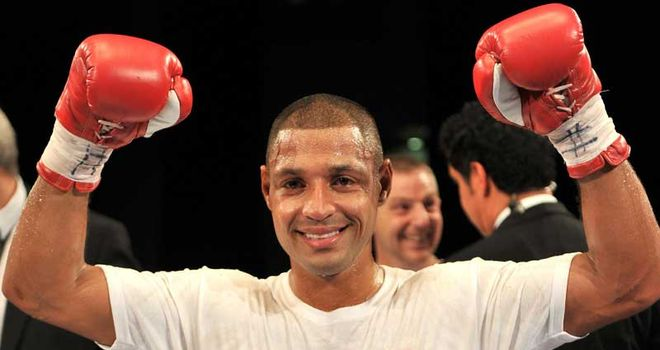 Kell Brook: Looking to impress American critics this weekend