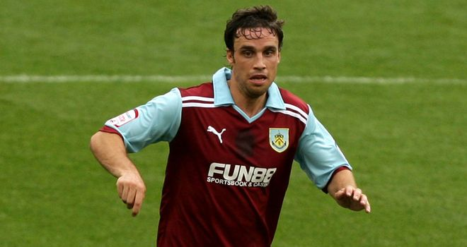 Michael Duff: The veteran defender has played 263 times for Burnley since 2004