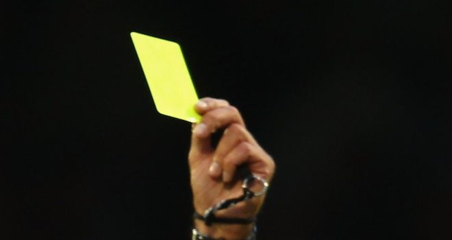 Booked: allegations players are deliberately getting yellow cards for money surprised Kevin