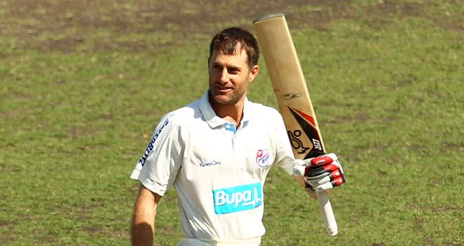 Simon Katich: Holding Lancashire together