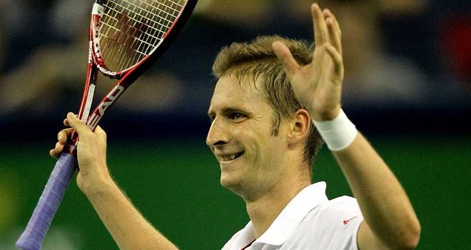Florian Mayer: Too strong for Zhang Ze in Beijing