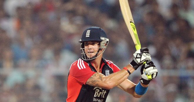 Kevin Pietersen: Back at the top of the order for ODI series