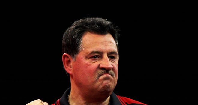 Dennis Priestley: Heading to the Dutch Darts Masters