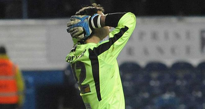 Paul Rachubka: Leeds' stand-in keeper looks to put horror error behind him