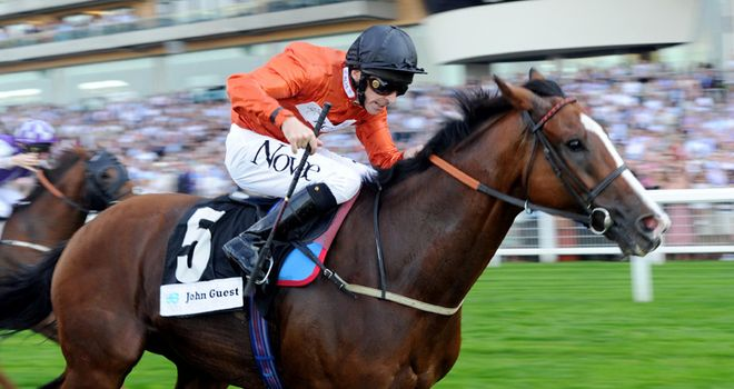 Royal Rock: Could face Black Caviar in the Diamond Jubilee next week