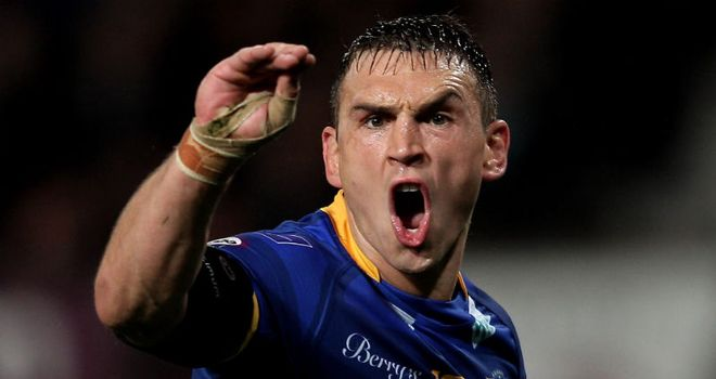 Kevin Sinfield: Was part of the England team that lost the 2009 final to Australia