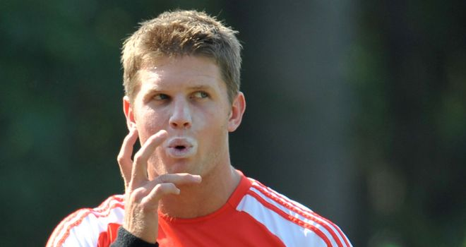 Stuart Meaker: Surrey fast bowler played two ODIs in October 2011