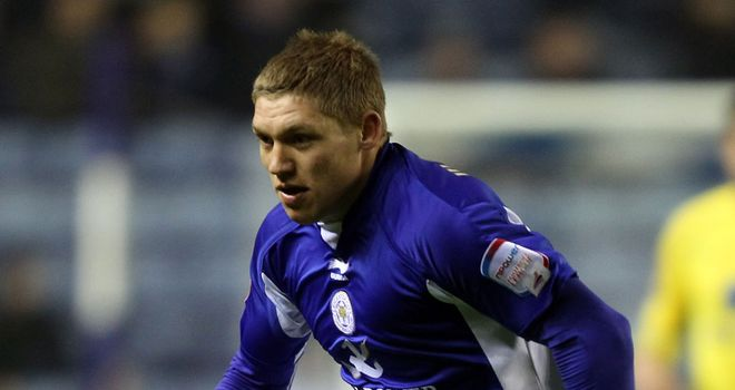 Waghorn: Opened the scoring