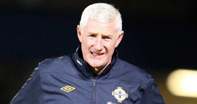 Nigel Worthington: Has announced that he is to leave Northern Ireland after the game with Italy