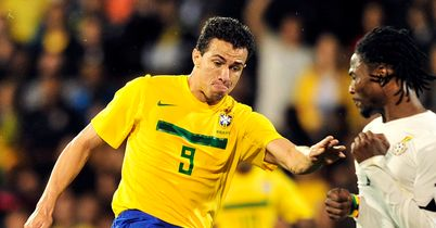 Leandro Damiao: Linked with a move to Tottenham but Internacional hope he will stay