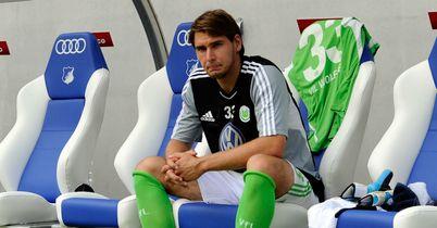 Patrick Helmes: Injury denied him chance to be Wolfsburg skipper this season