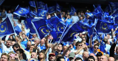 Pompey fans: Portpin ready to move forward