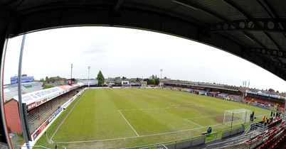 Victoria Road: Home to Dagenham & Redbridge