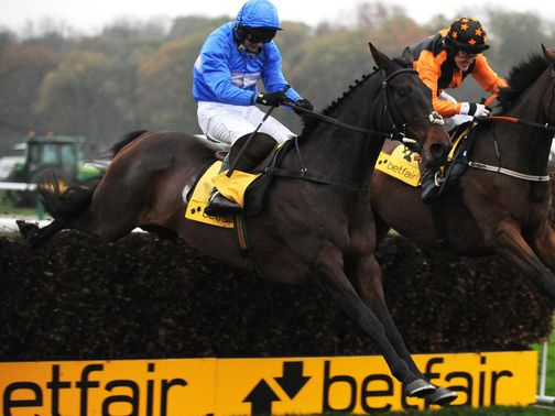 Cappa Bleu: Grand National aim