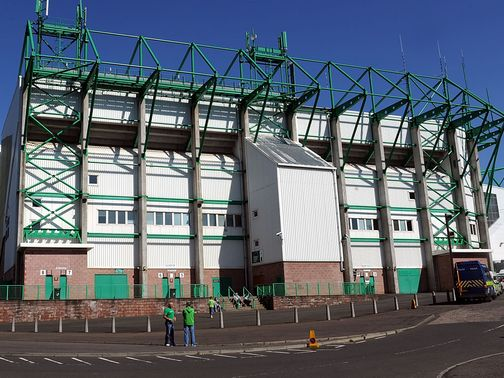 Hibernian: Posted a £900,000 loss for the second year running