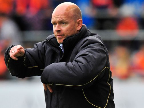 Henning Berg: Named as Blackburn's new boss