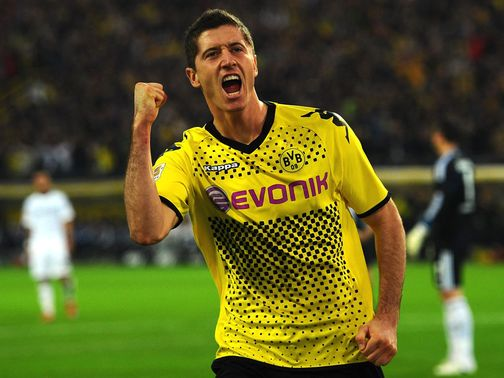 Robert Lewandowski: Not concerned by rumours
