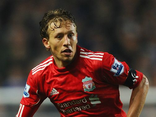 Lucas Leiva: Part of Brendan Rodgers' plans