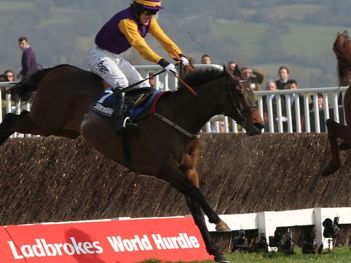 Noble Prince: Can land the Old Roan Chase