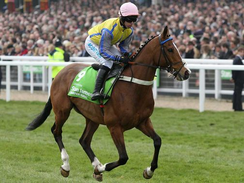 Overturn: Highlighted his Arkle credentials