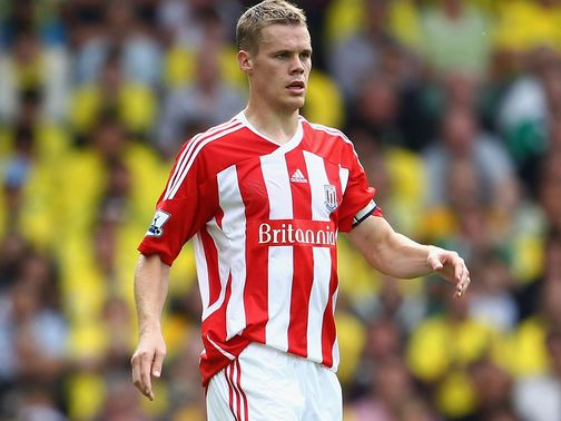 Ryan Shawcross: Could be an option for Wales