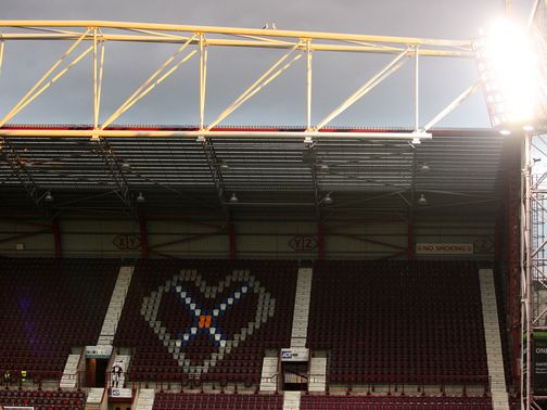 Hearts: The important thing now is to save Hearts