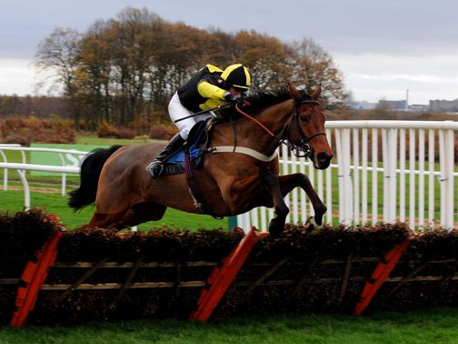 Fill The Power: Can win over fences at Doncaster