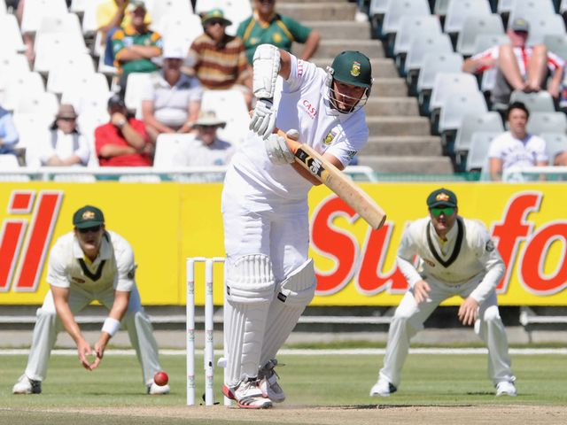 Graeme Smith: Century for the hosts
