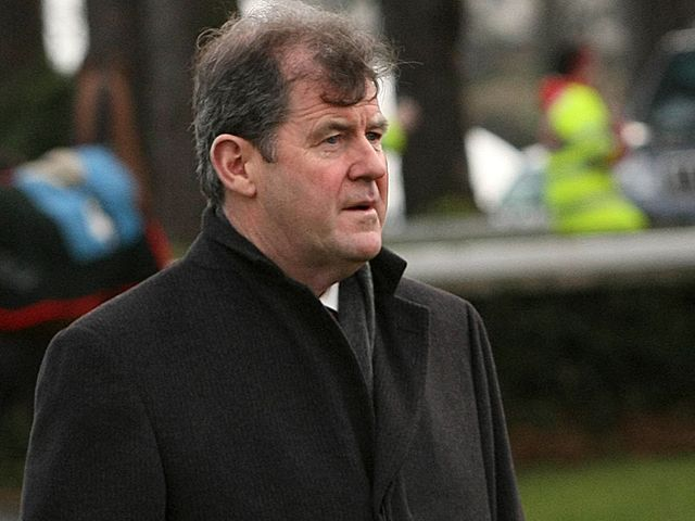 JP McManus: Big team in Leopardstown feature