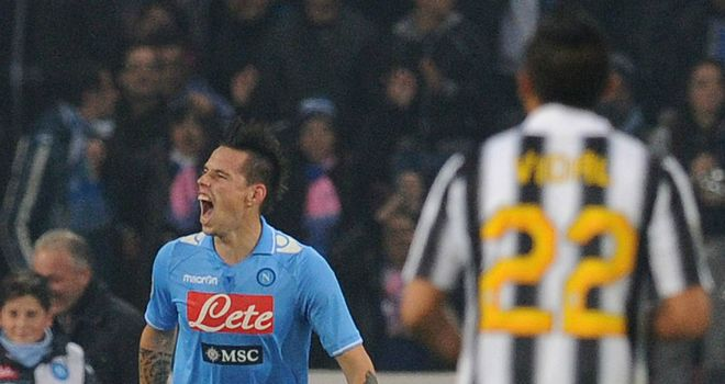 Marek Hamsik: Has expressed his love for Napoli and his desire to stay at the club for the forseeable future