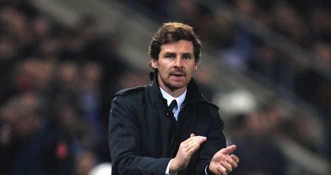 Andre Villas-Boas: Believes Sepp Blatter's apology should draw a line under matter