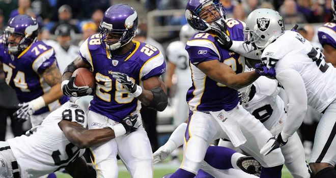Adrian Peterson: Looking back to his best for Minnesota
