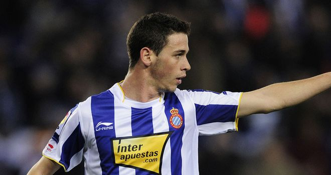 Alvaro Vazquez: Linked with a move to Sevilla as part of a deal that could see Romaric stay