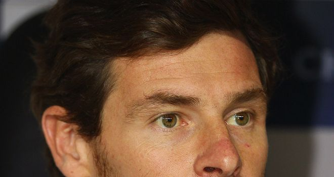 Andre Villas-Boas: Under pressure at Chelsea