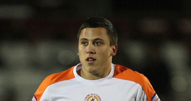 Antoni Sarcevic: At the double