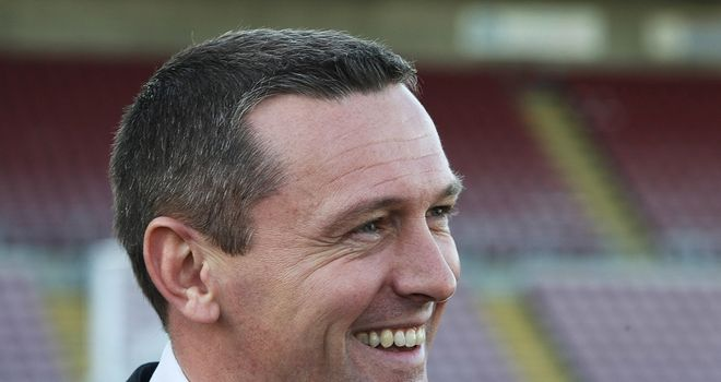 Boothroyd: Handed Higgs the number one shirt