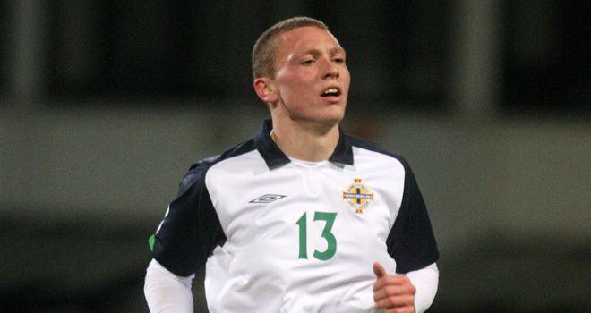 Caolan Lavery: Back at Hillsborough