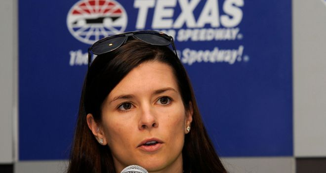 Danica Patrick: finished 62nd on her first run at Daytona