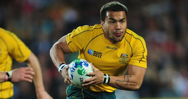 Digby Ioane: Has committed to the Reds