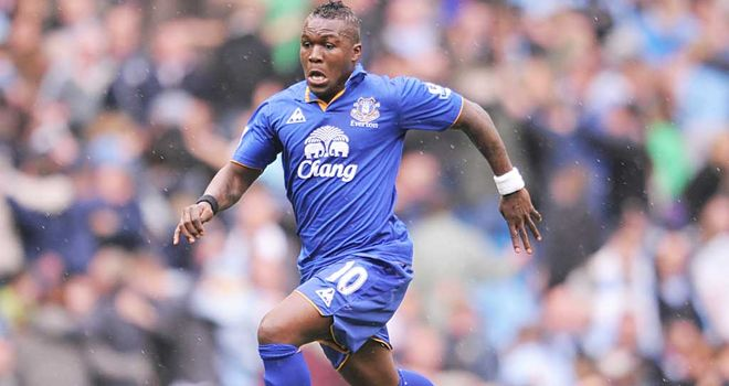 Royston Drenthe: Told by David Moyes to keep playing until the whistle