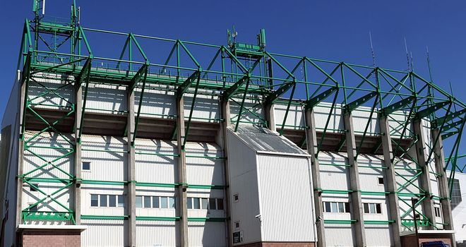 Easter Road: Announcer axed