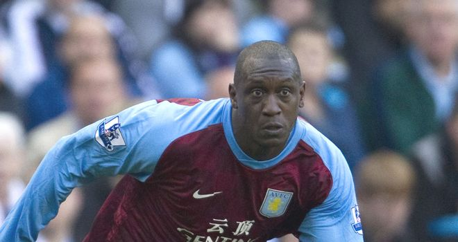 Emile Heskey: Will be out of contract at Aston Villa but Gabriel Agbonlahor hopes the striker stays