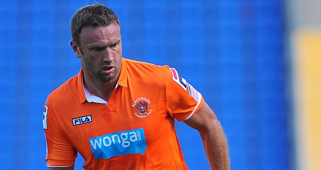Ian Evatt: Believes Blackpool can claim the scalp of Birmingham at St Andrew's