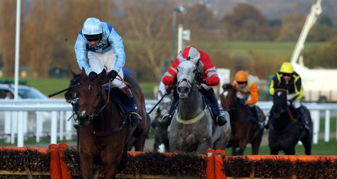 Fingal Bay: Leading Challow Hurdle fancy