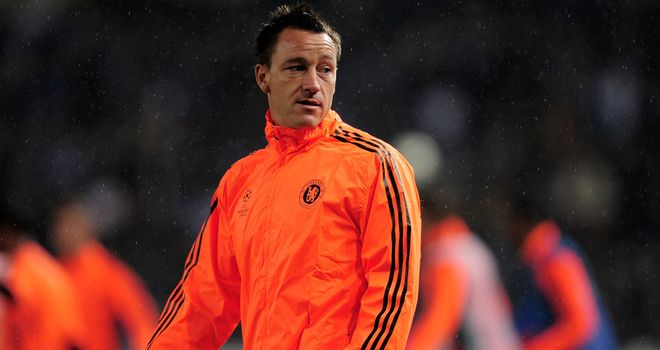 John Terry: Chelsea captain has denied allegations of racism towards Anton Ferdinand