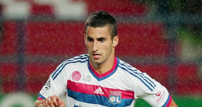 Maxime Gonalons: Sent off in Lyon draw