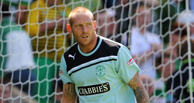 Graham Stack: Goalkeeper is leaving Hibernian after three years at Easter Road