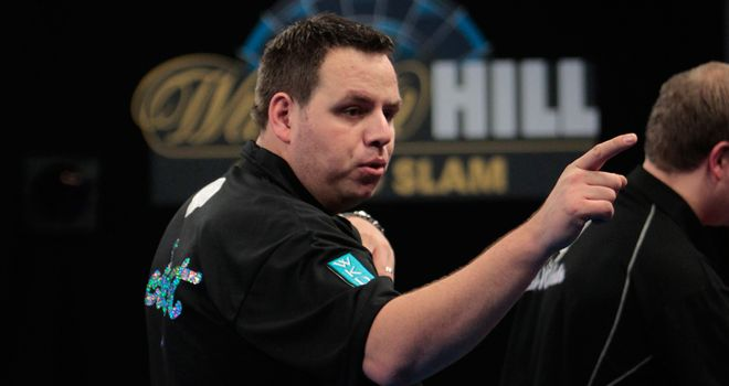 Adrian Lewis: Plays on the opening night