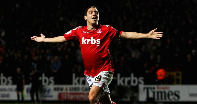 Hogan Ephraim: Spent time on loan at Charlton earlier in the current campaign