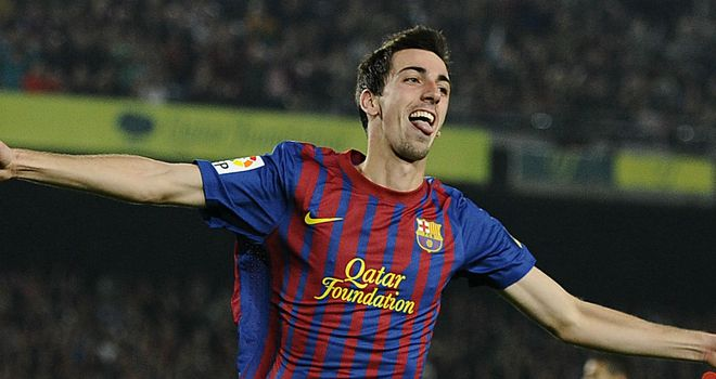 Isaac Cuenca: On loan at Ajax from Barcelona